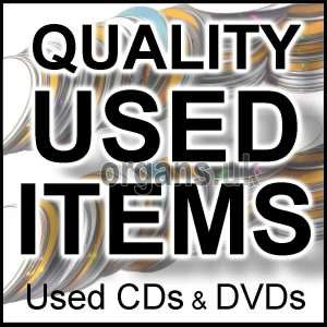 Quality Used Organ & Keyboard CD