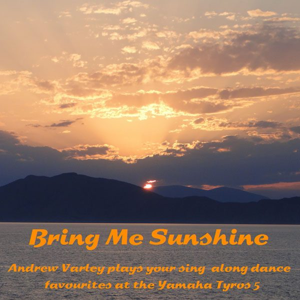 Andrew Varley - Bring Me Sunshine