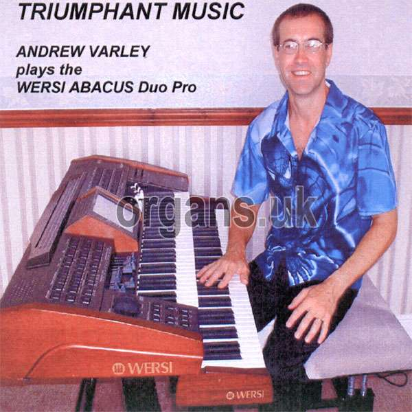 Andrew Varley - Triumphant Music