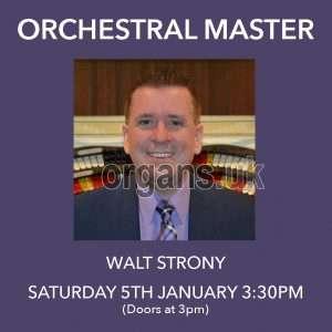 Walt Strony 2019 Concert