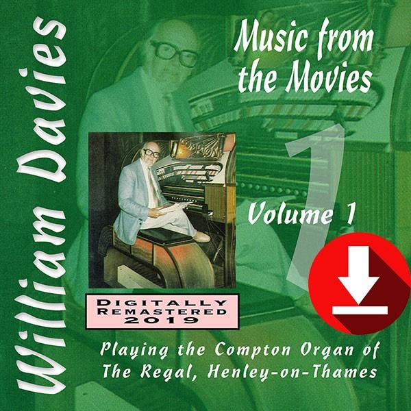 William Davies Music From The Movies – Volume 1