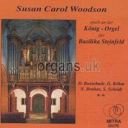 Susan Carol Woodson - Susan Carol Woodson