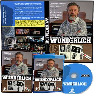 Wunderlich DVD and Blu-ray Set
