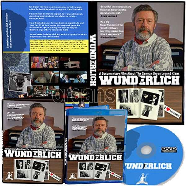 Wunderlich DVD and Blu-ray Set