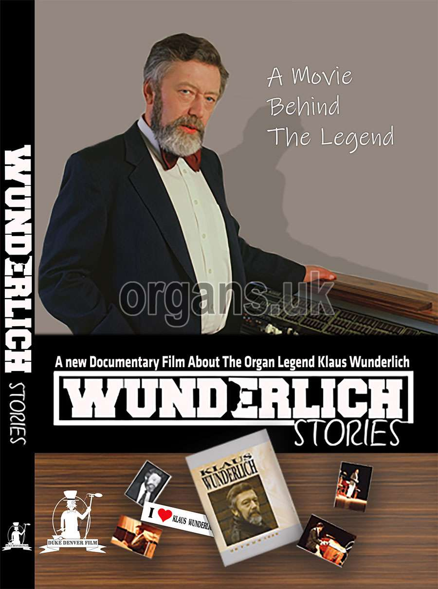 Wunderlich Stories 2018 DVD and Bly-ray