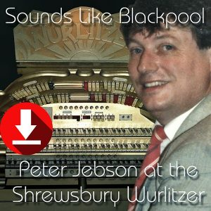 Peter Jebson - Sounds Like Blackpool