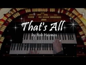 Stephen Vincent – That's All