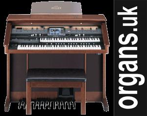 ORGANS uk - Organ & Keyboard Information Website and Shop